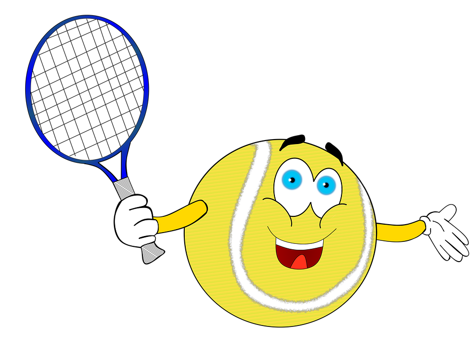 Smiley Tennis